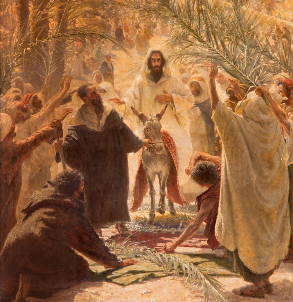ביאתו של ישוע המשיח
